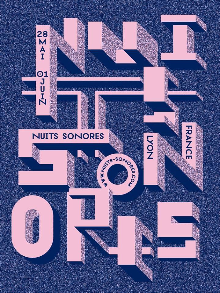 Programmation des Nuits Sonores 2014