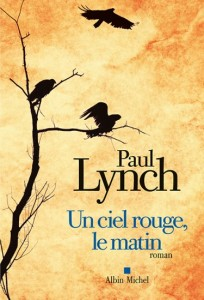 paul lynch - un ciel rouge le matin - albin michel