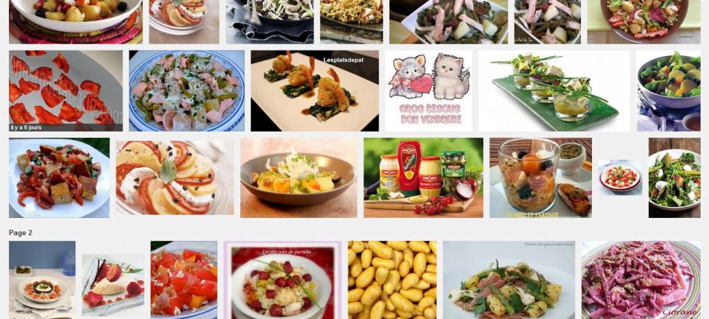 La recette de Claude : salade meli-melo de pommes-de-terre