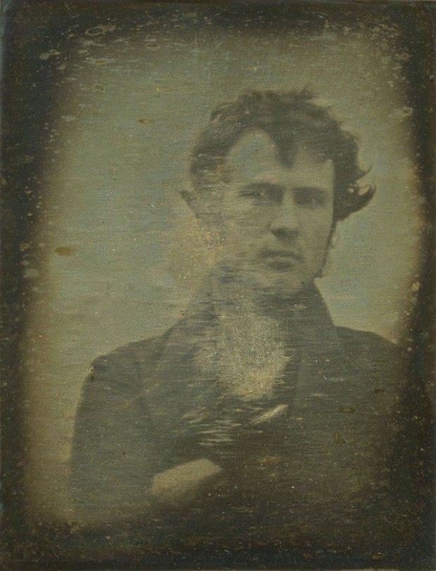 Le premier selfie de l'histoire date t-il de 1839?