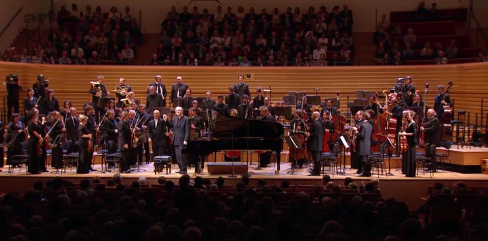 [Live report] L'Orchestre de Paris & Nicolas Angelich jouent Brahms : du caractère, de la présence et de la prestance