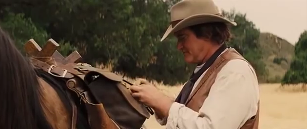 Tarantino tournera finalement son western
