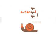 Go escargot go     broché   Elena Kroell  Jan Kroell   Livre   Fnac.com