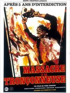 Massacre tronconneuse