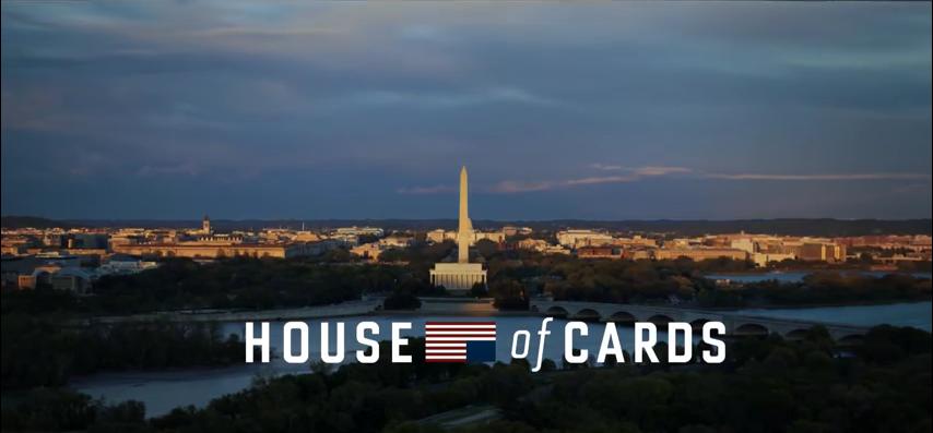 Une hausse d'impôt retarde le tournage de la saison 3 de House of Cards