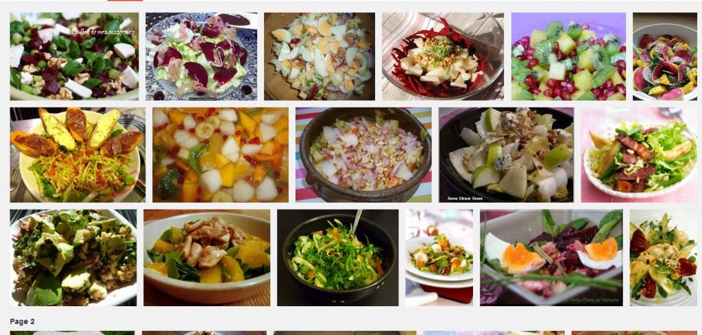 La recette de Claude : Salade de fin d'hiver