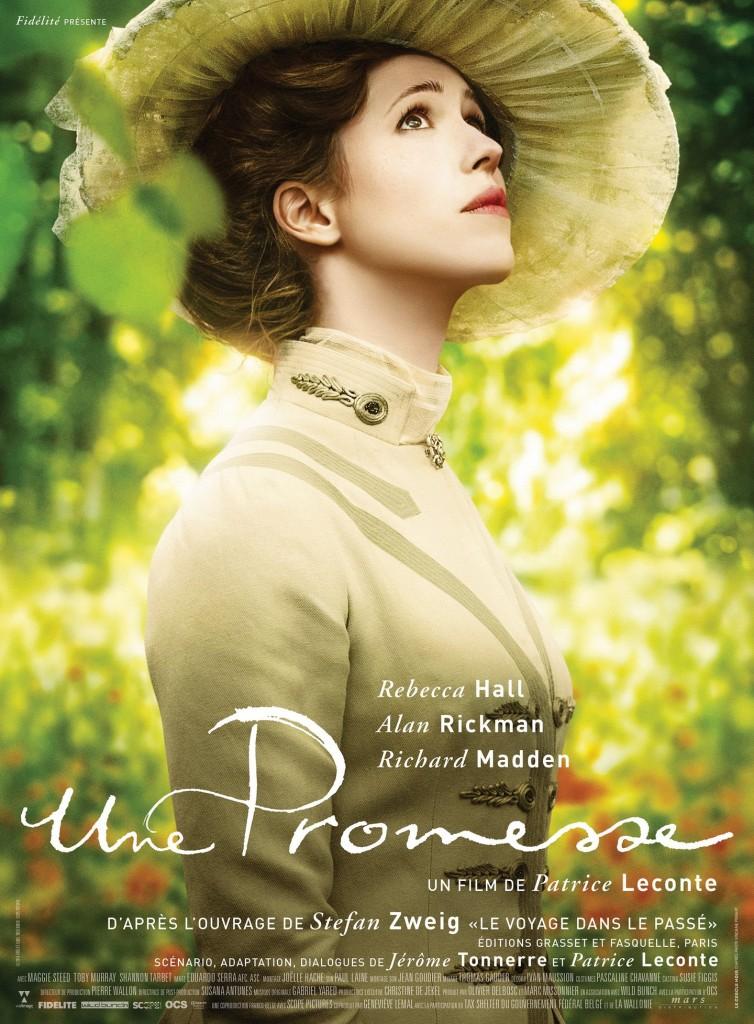 [Critique] « Une Promesse » Patrice Leconte adapte Stefan Zweig pour une passion romanesque