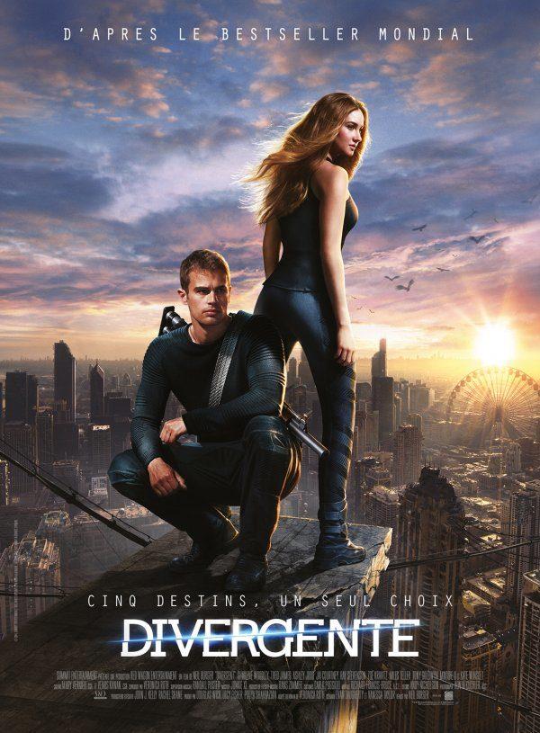 [Critique] «Divergente», manque d'inventivité et d'audace pour espérer être plus qu'un simple cousin éloigné d'Hunger Games