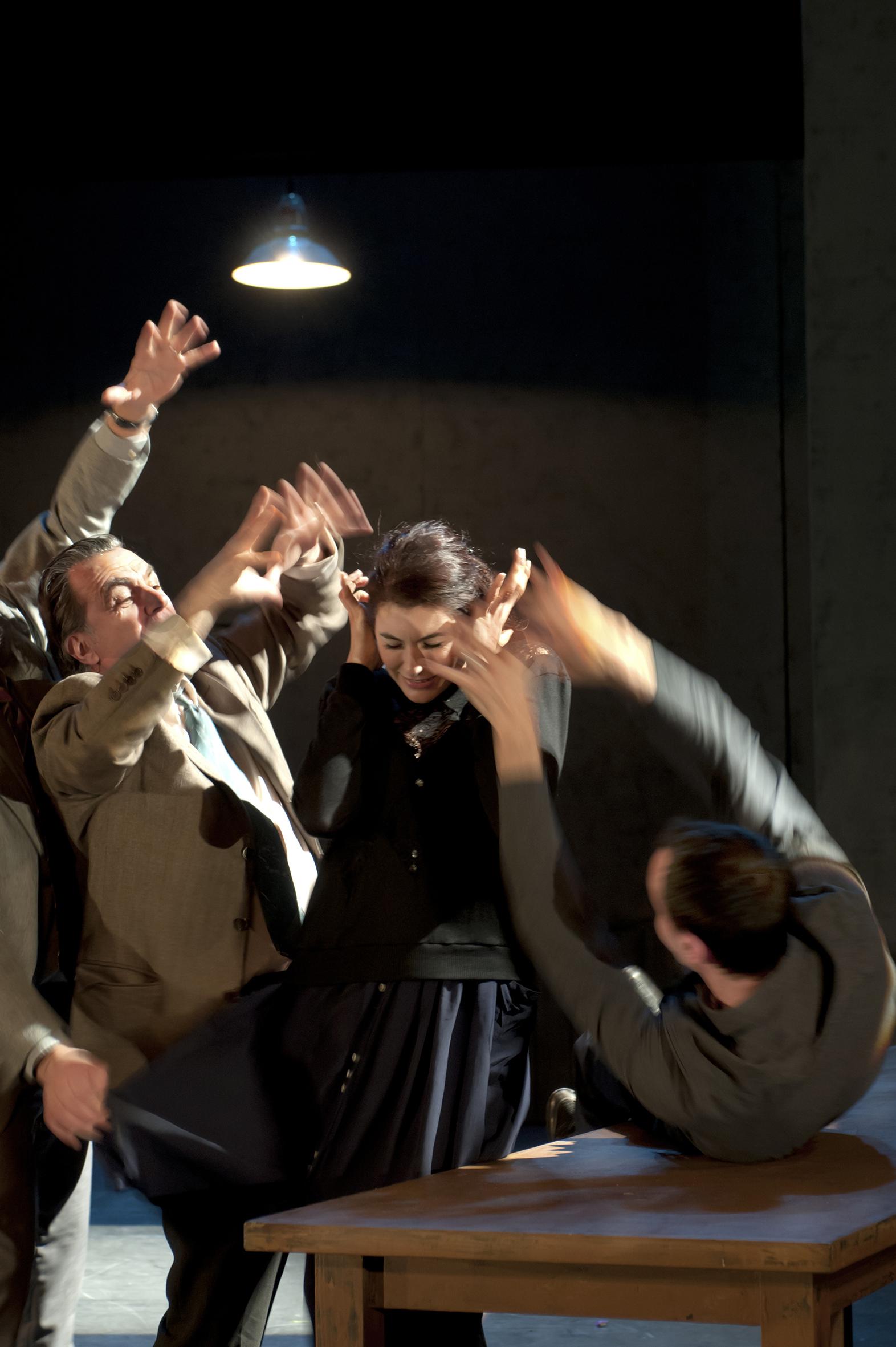critique theatre arts Ruthless the musical review at arts theatre, london – 'nasty, waspish, self-satisfied' jason gardiner, anya evans and kim maresca in ruthless the musical at arts theatre, london.