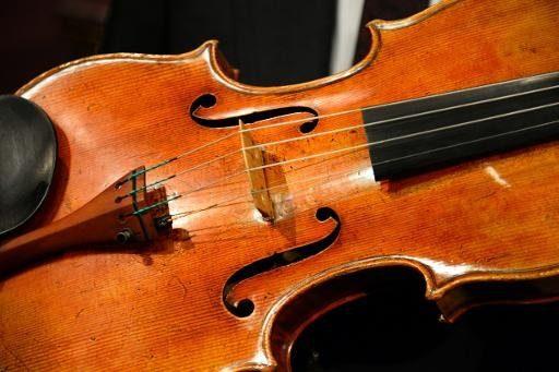 Un alto de Stradivarius aux enchères pour 45 millions de dollars