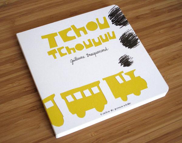 Tchou Tchouuuu de Guillaume Bracquemond