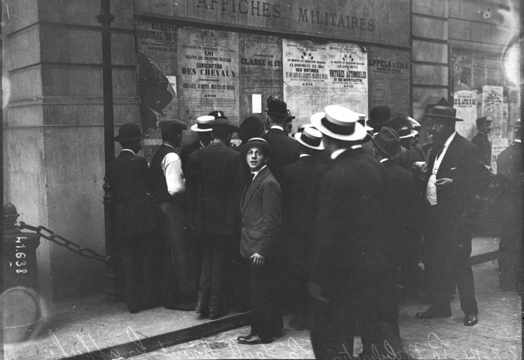 Eté 1914, les derniers jours de l'ancien monde