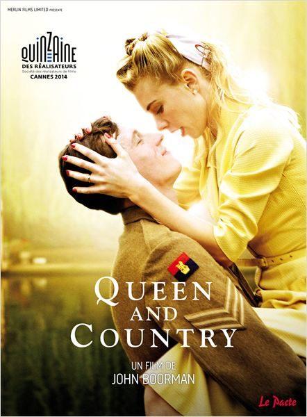 [Cannes, Quinzaine] « Queen and Country », une satire de l'armée redondante au casting décevant