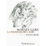 La promesse de l'aube de Romain Gary illustrée par Joann Sfar