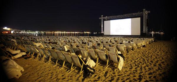 Le cinéma de la Plage de Cannes dévoile sa programmation : Leone, Oury, Tarantino, Fellini …