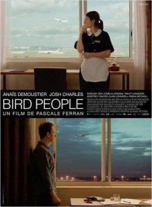 [Cannes, Un Certain Regard] «Bird People», l'audace de Pascale Ferran