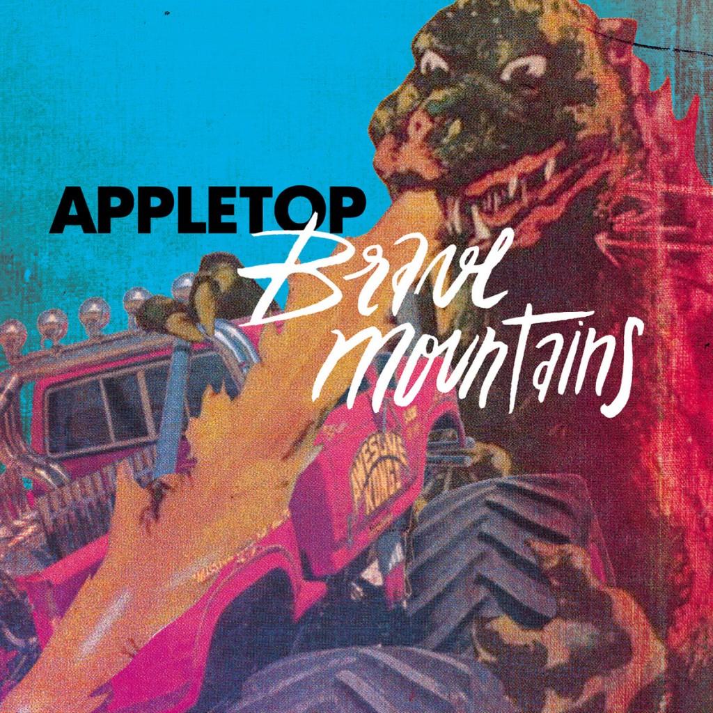 Gagnez 5 vinyles de « Brave Mountains », le dernier album d'Appletop