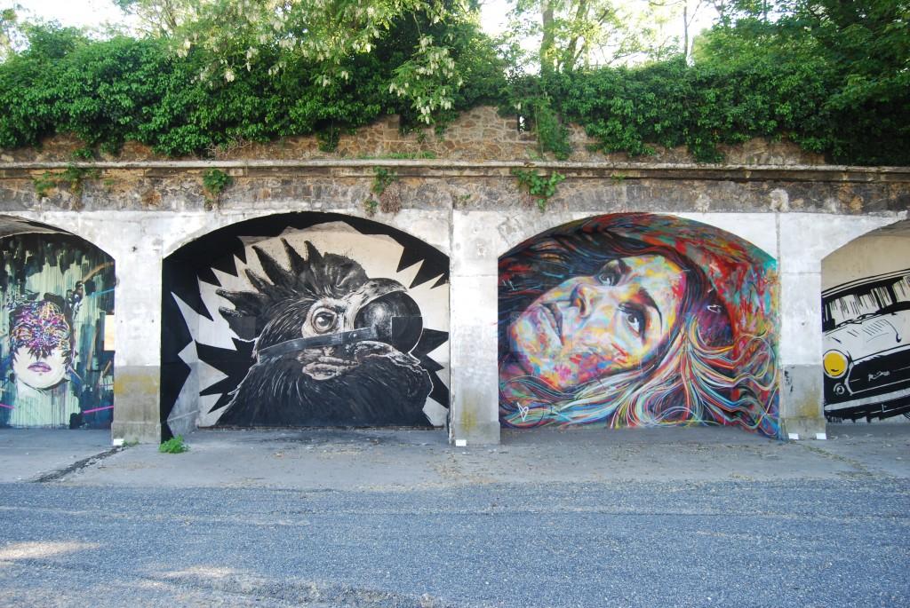 Au cœur du street art… à quelques pas de Paris, au festival In situ.