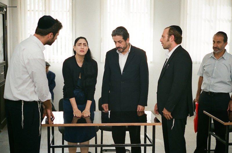 [Cannes, Quinzaine] « Gett – Le procès de Viviane Amsalem », un huis clos judiciaire captivant de A à Z