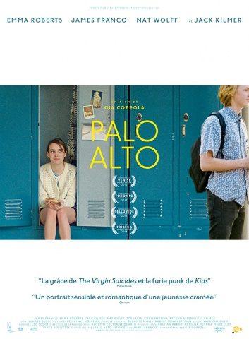 Gagnez 5×2 places pour le film « Palo Alto » de Gia Coppola
