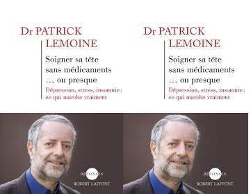 Patrick Lemoine explique comment «Soigner sa tête sans médicaments»