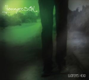 La pochette de l'album Lucifer's Head