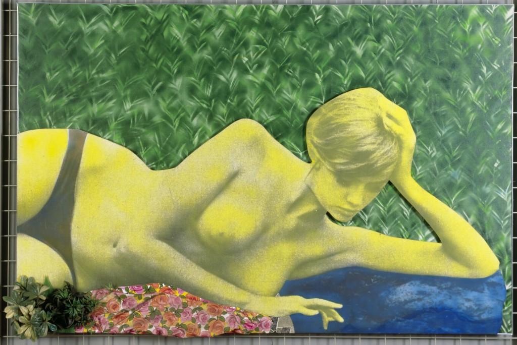 Rétrospective Martial Raysse au centre Pompidou : l'éternel insatisfait