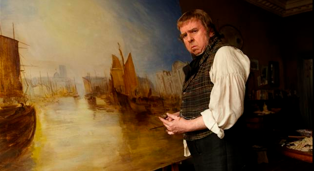 [Cannes Compétition] «Mr Turner», de Mike Leigh : une tranche de lumineuse sociologie very british