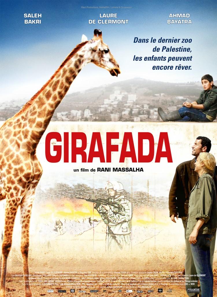 [Critique] « Girafada » conte animal à hauteur d'enfant sur le conflit israélo-palestinien