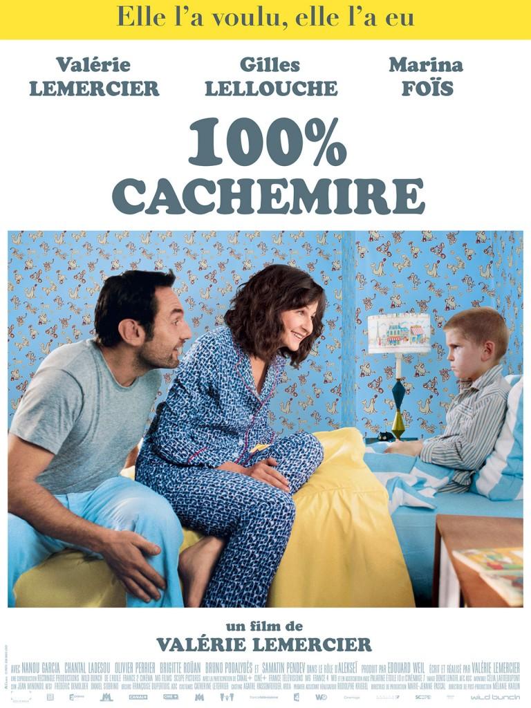 [Critique DVD] « 100% Cachemire » comédie grise imparfaite, bizarre et troublante de Valérie Lemercier