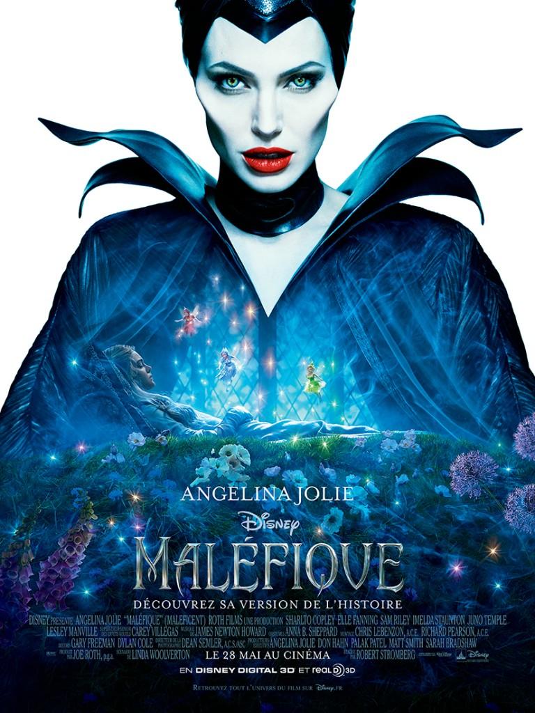 [Critique] « Maléfique » Grand spectacle féerique désenchanté porté par Angelina Jolie