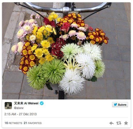 Ai Weiwei, l'art en action