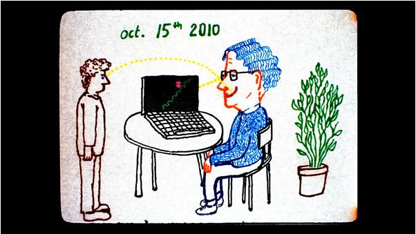 [Critique] : « Conversation animée avec Noam Chomsky » de Michel Gondry, une conversation vraiment «animée»