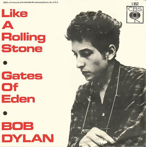 Les paroles de like a rolling stone sont mises aux ench res toutelacultureles paroles de - Bob le bricoleur paroles ...