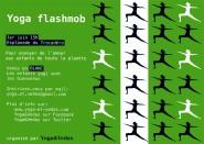 flashmob yoga & vedas