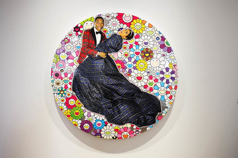 G I R L, l'exposition organisée par Pharrell Williams à la galerie Perrotin
