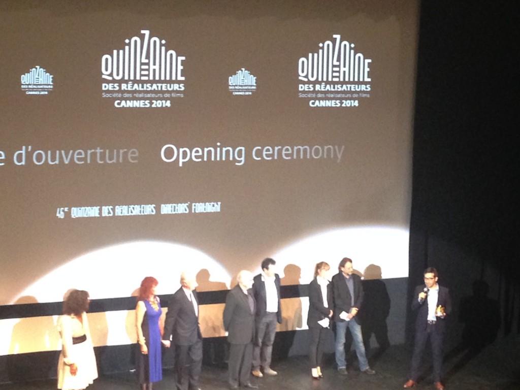 [Cannes, Quinzaine] Une ouverture placée sous le signe de l'émotion