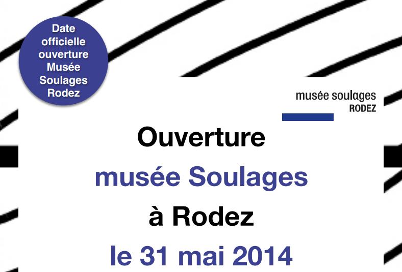 Avant l'inauguration : retour sur la création du musée Soulages à Rodez