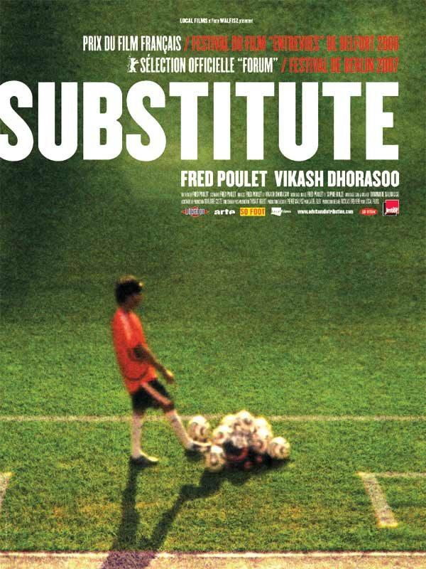 Gagnez 5 codes pour voir «Substitute» de Fred Poulet et Vikash Dhorasoo sur UniversCiné
