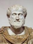 Aristotle buste