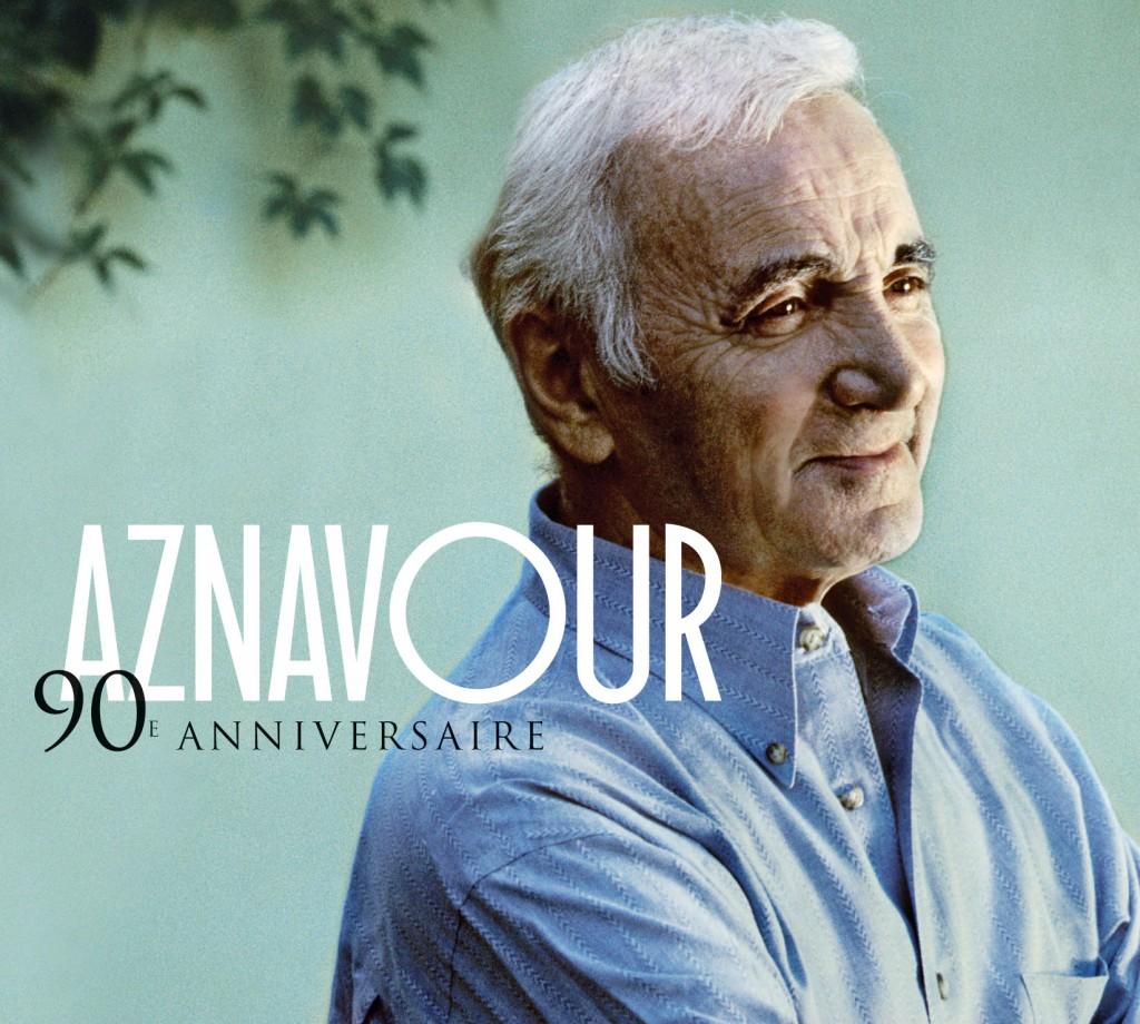 « Aznavour 90eme Anniversaire » (Barclay/Universal)