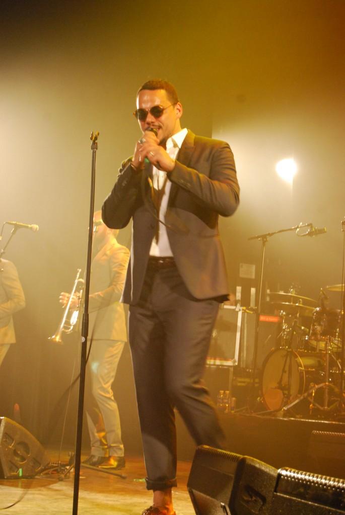 [Live report] Ben L'Oncle Soul enthousiasme le Barrière Enghien Jazz Festival