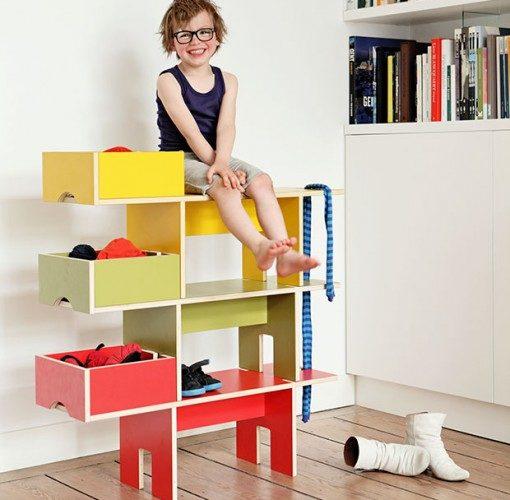 Afilii le design pour les enfants