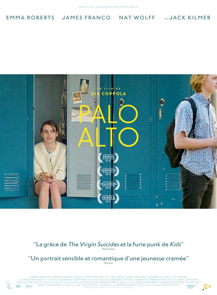 [Critique] « Palo Alto » premier essai convaincant mais loin d'être parfait pour Gia Coppola