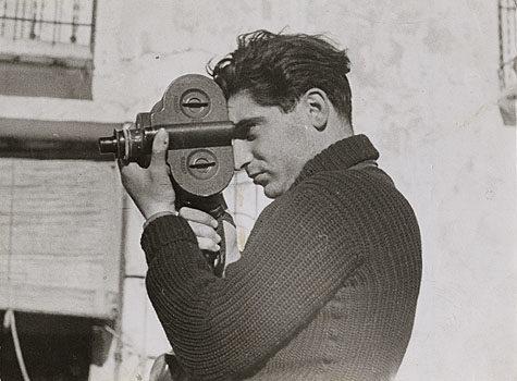 Robert Capa: le pèlerinage d'un correspondant de guerre engagé