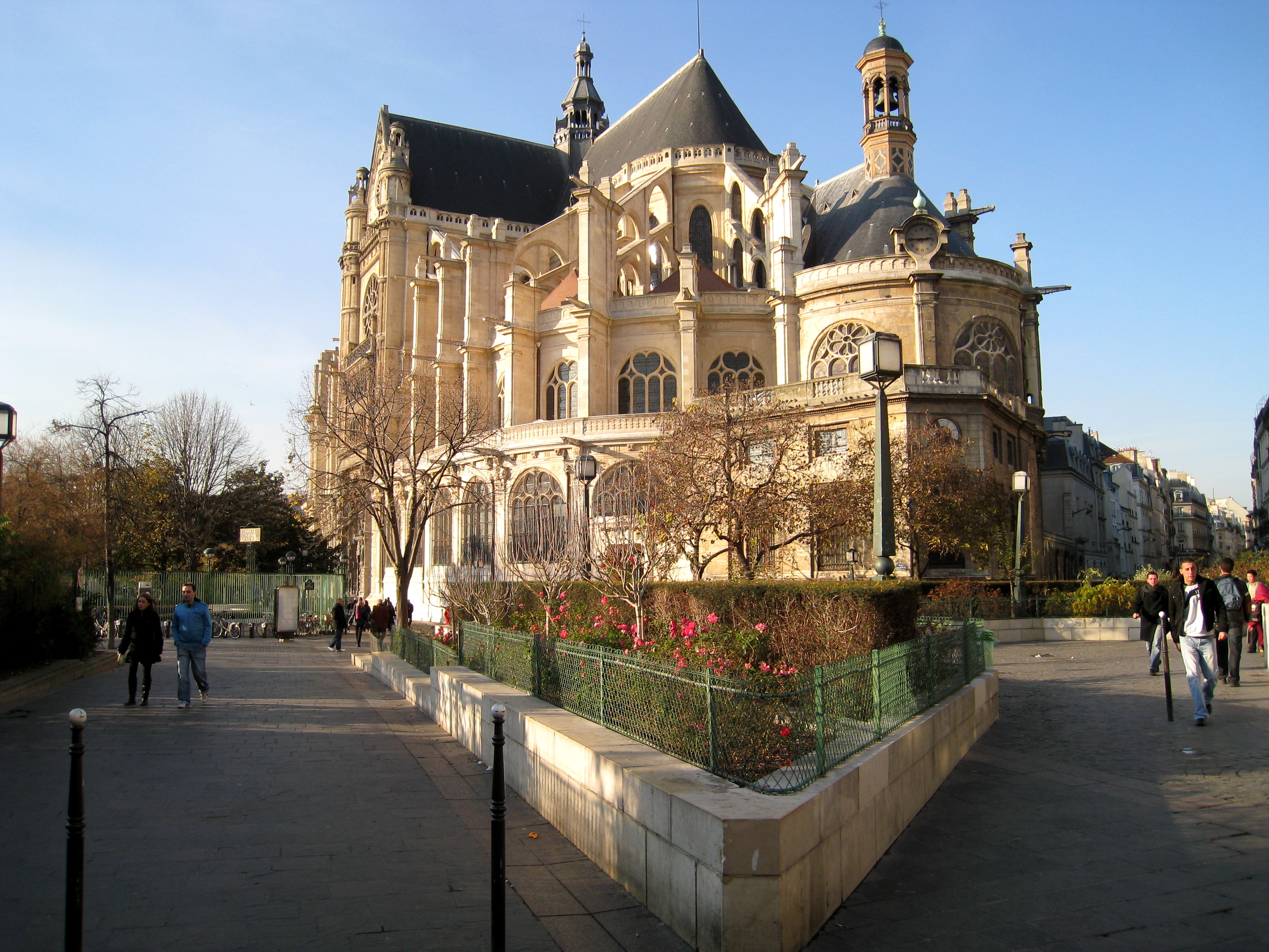 O sortir paris pour la f te de la musique for Domon saint eustache