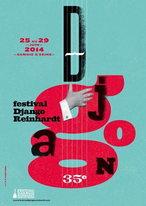 [Live report] Festival Django Reinhardt : de la pluie et du jazz à Samois-sur-Seine