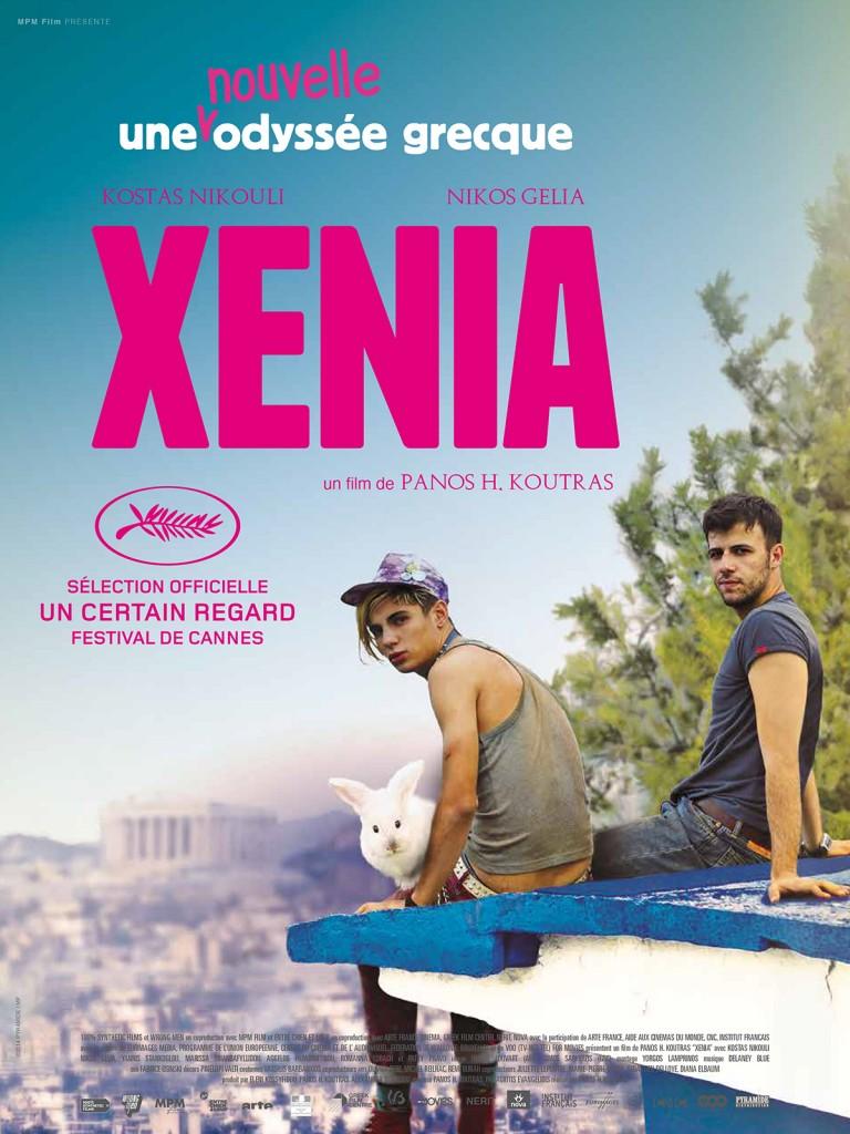 [Critique] « Xenia » : l'épopée fantasque de deux frères marginaux dans une Grèce hostile en crise