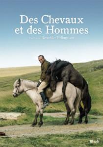 des hommes des chevaux