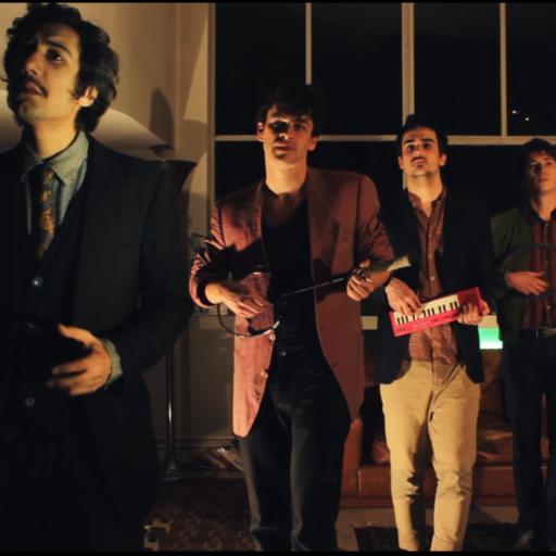 [Live report] Les poètes bénis de Feu! Chatterton illuminent le Silencio